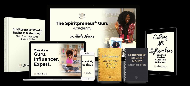 Spiritpreneur Guru Academy Course