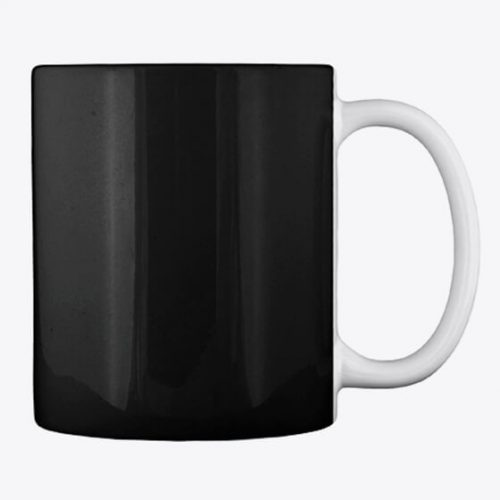 The Official Spiritpreneur® Mug (Black) - back