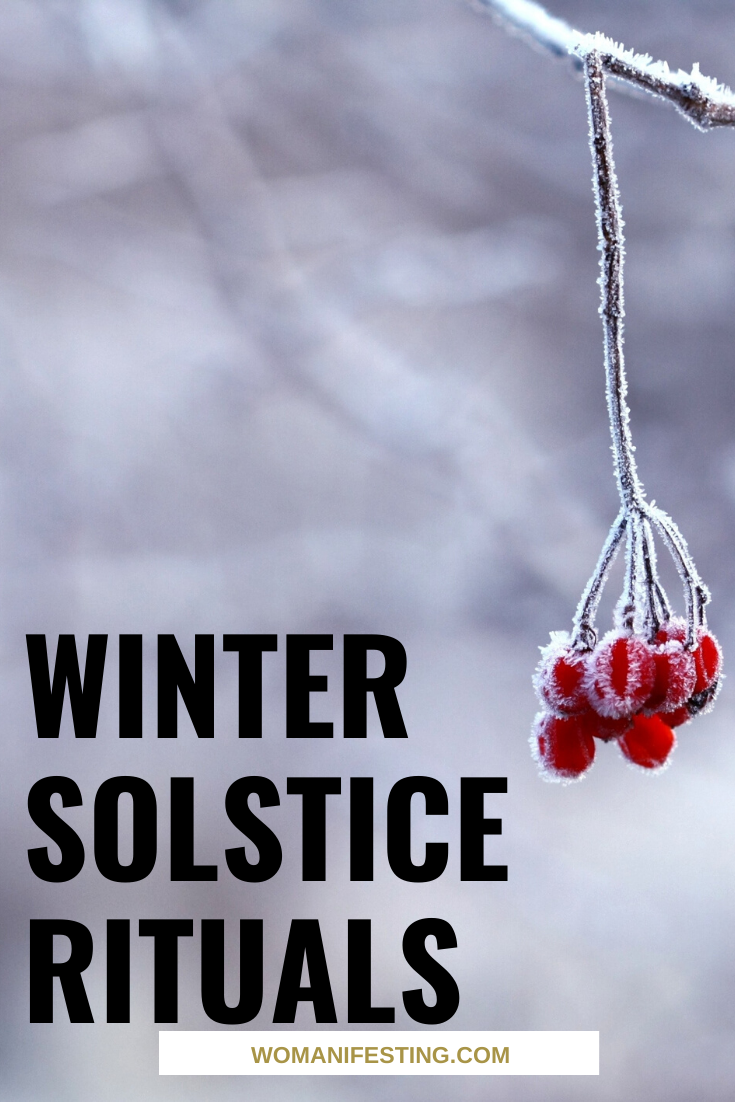 Winter Solstice Rituals