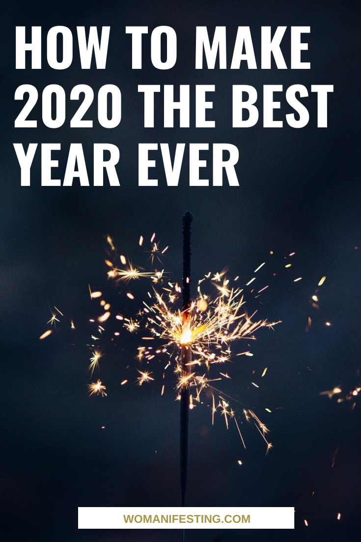 How to Make 2020 the Best Year Ever