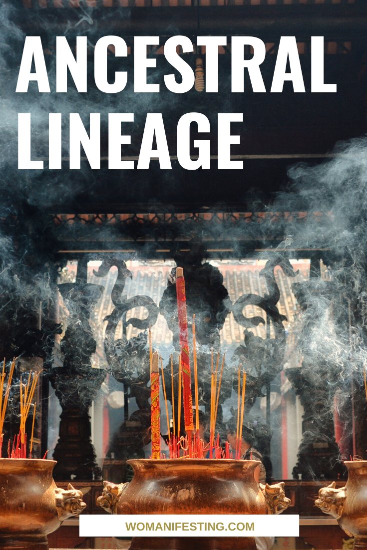 Ancestral Lineage: Healing Your Inheritance from Your Ancestors [Video]