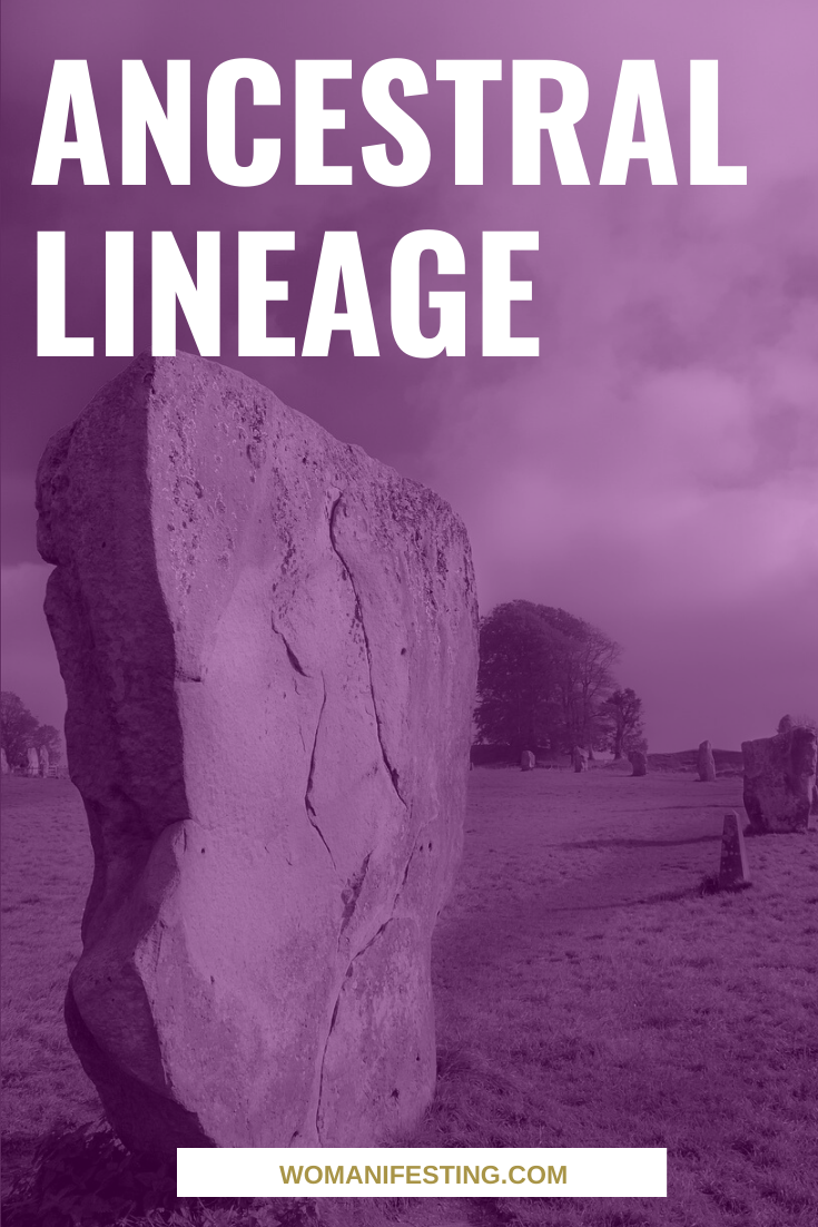 Ancestral Lineage (1)