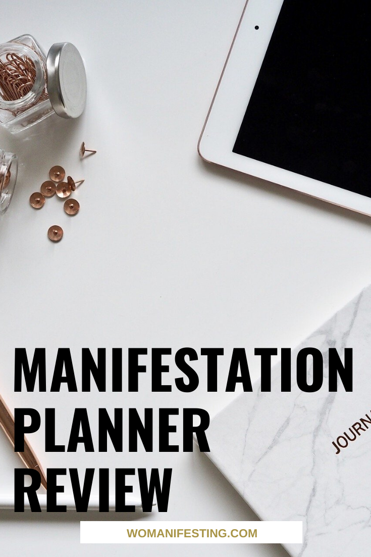 Manifestation Planner Review 2020: Law of Attraction Journal [Video]