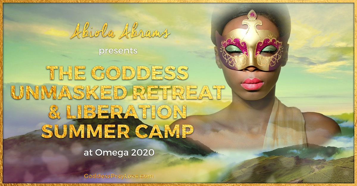 Goddess Retreat 2020 at Omega in NY