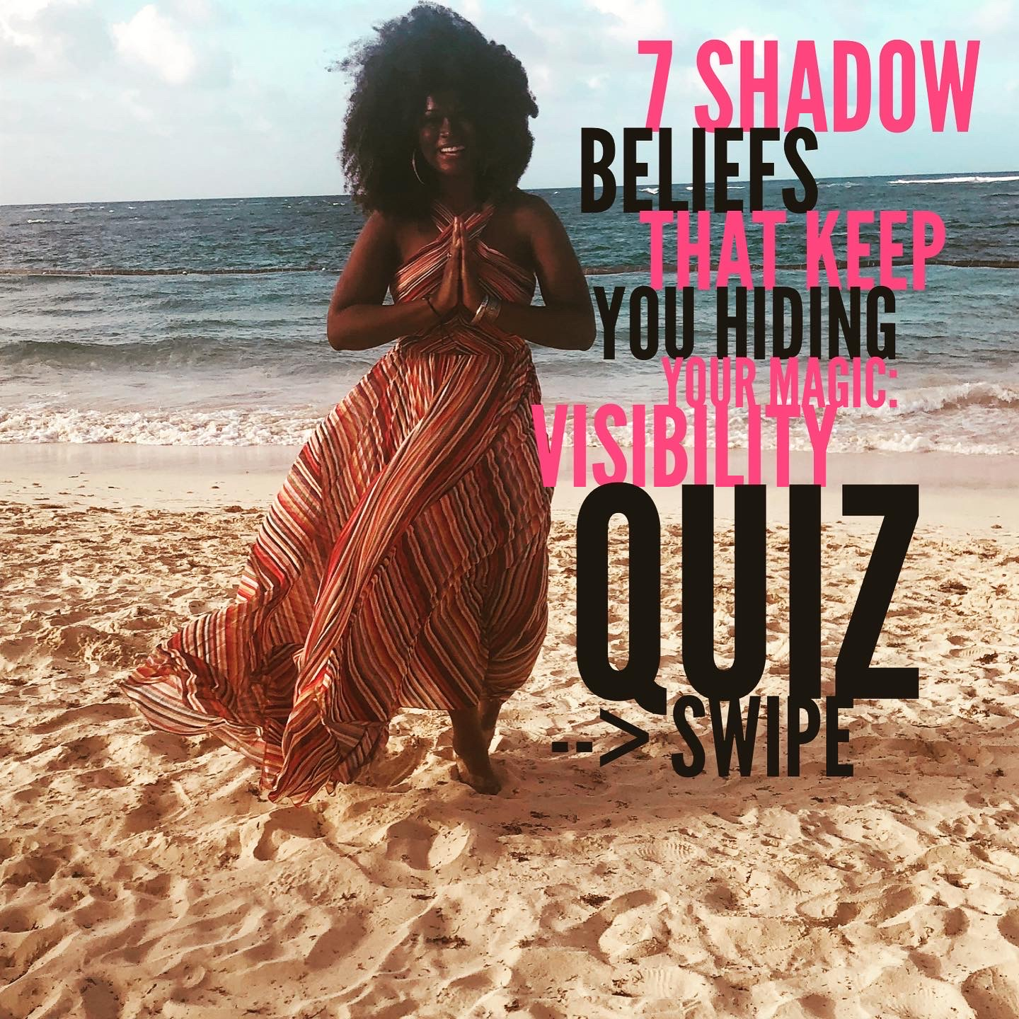 7 Shadow Beliefs that Keep You Hiding: Visibility Quiz