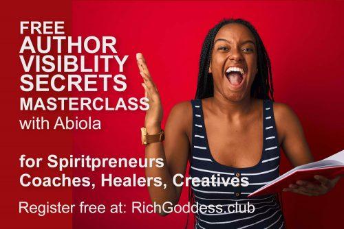 Free Masterclass for Spiritual Entrepreneurs