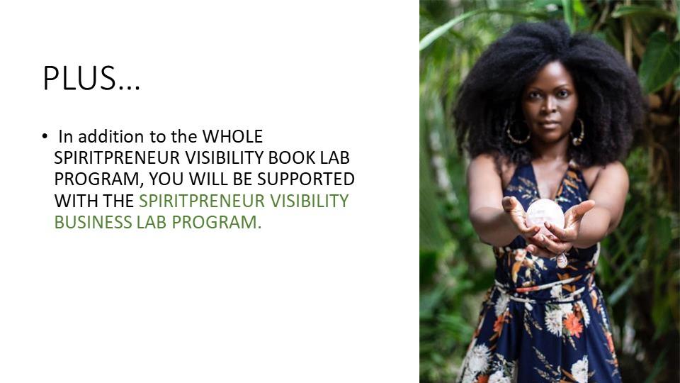 Spiritpreneur Book Lab for Coaches