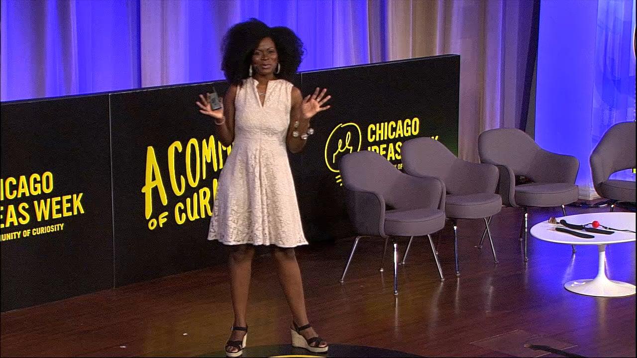 Abiola Abrams Stage Speaker