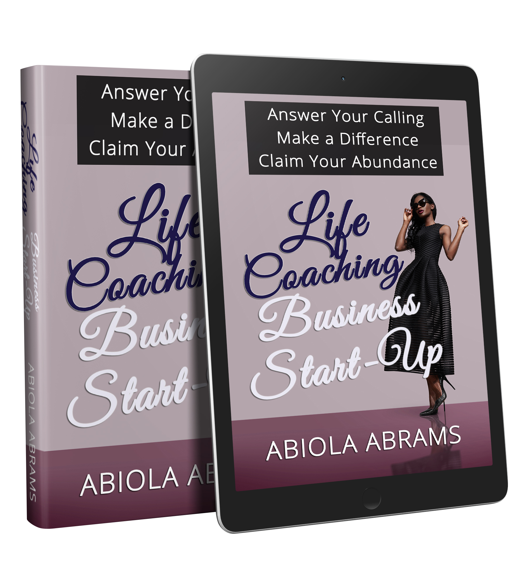 Life Coach Guide Book Cover