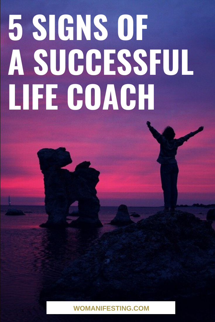 5 Signs of a Successful Life Coach [Video]