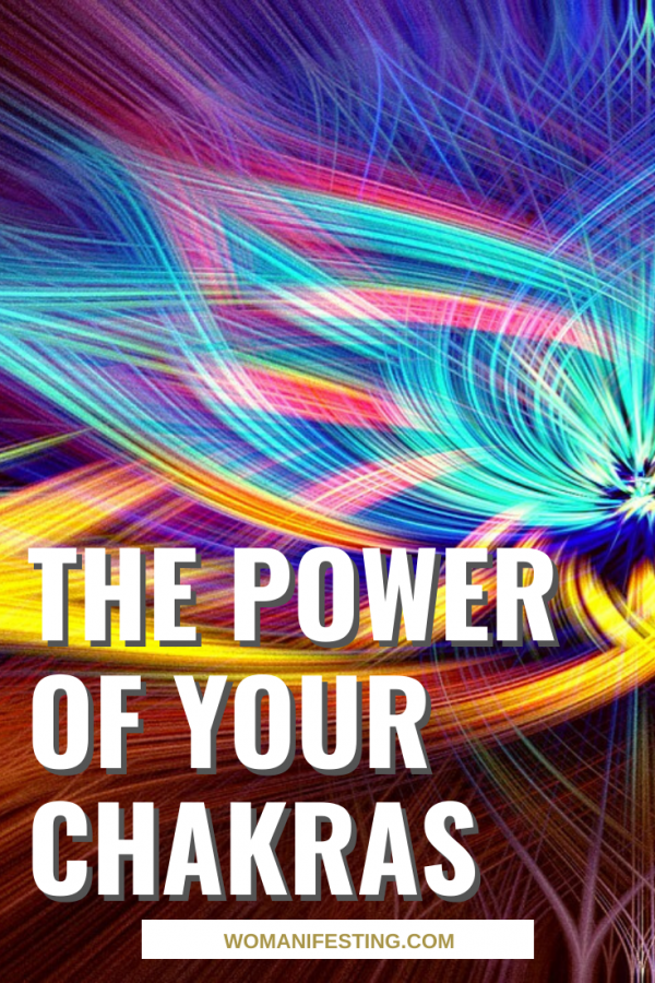 The Power of Your Chakras
