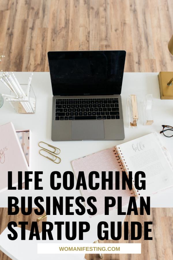 Life Coaching Business Plan Startup Guide
