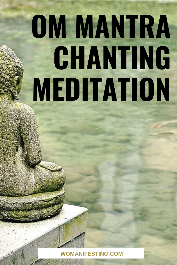 Om Mantra Chanting Meditation (Very Powerful!) [Video]