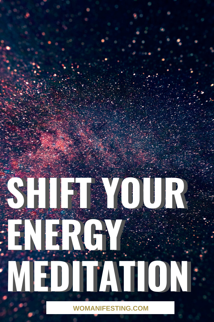 Shift Your Energy Meditation: Heal Your Chakras Now [Video]