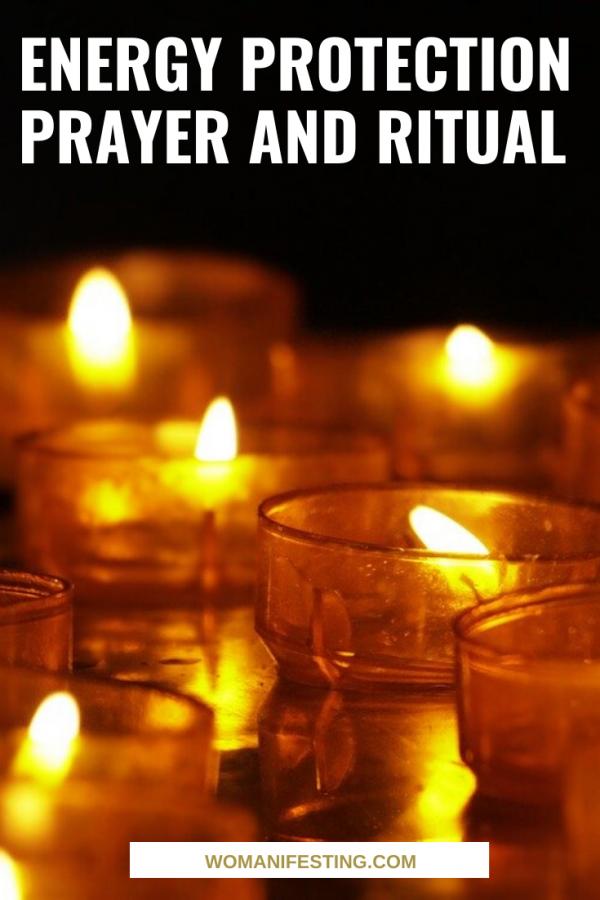 Energy Protection Prayer and Ritual Coronavirus