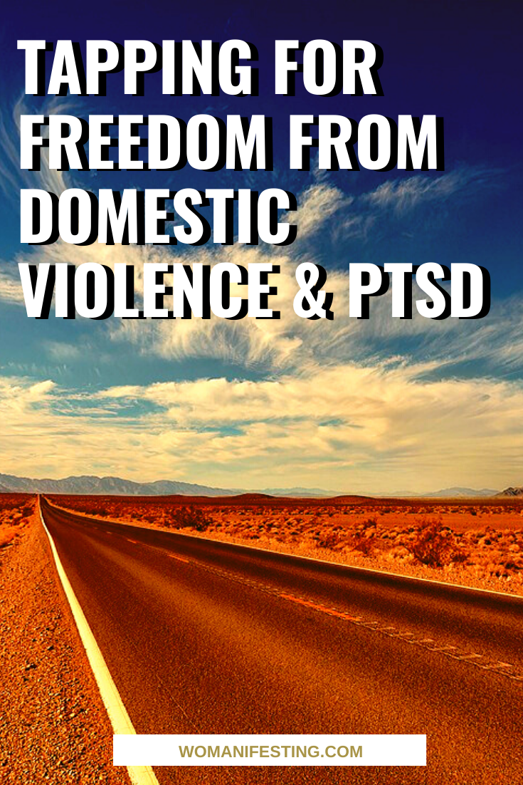 Tapping for Freedom from Domestic Violence and PTSD with Goddess Jasmine [Video]