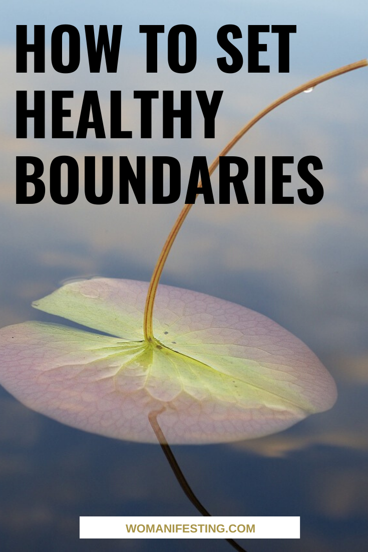 How to Set Healthy Boundaries [Video]