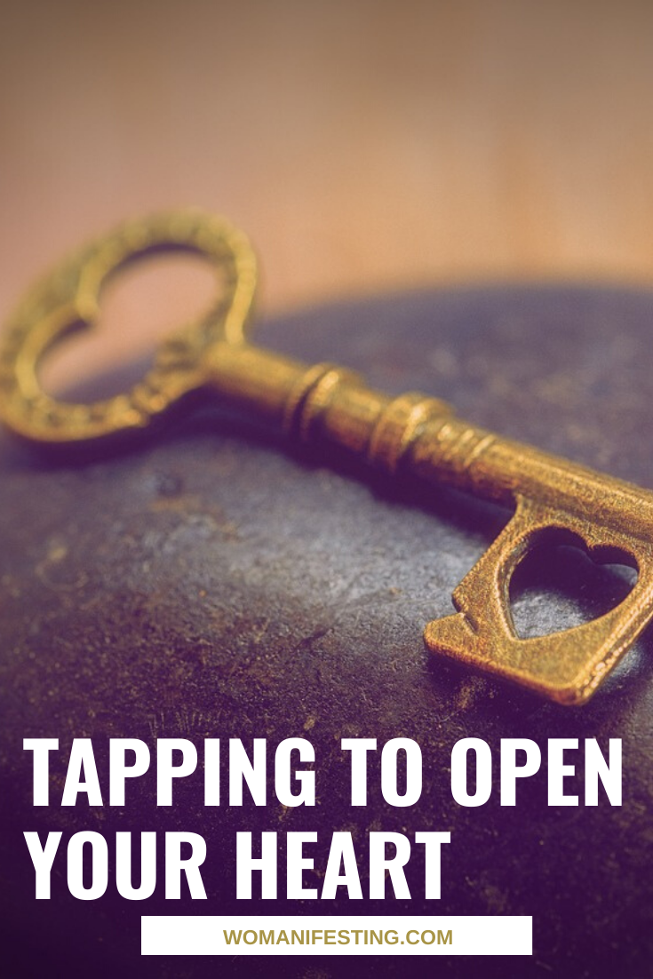 EFT Tapping to Open Your Heart for Love with Goddess Rachel [Video]