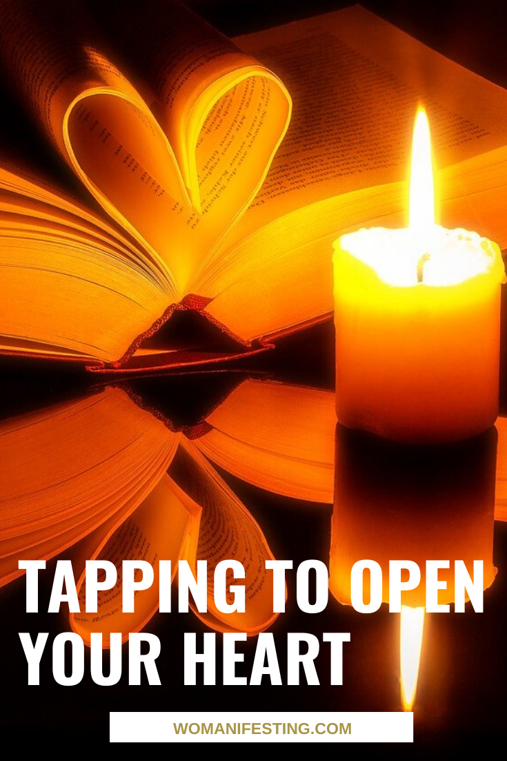 Tapping to Open Your Heart with Goddess Rachel (1)