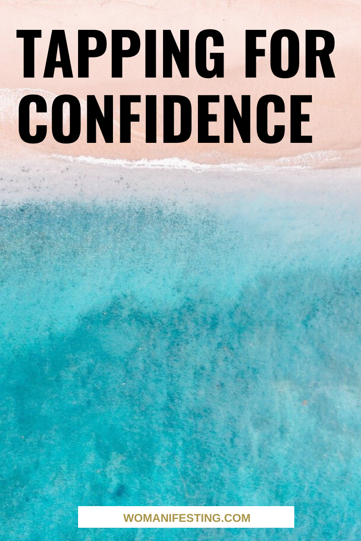 Tapping for Confidence with Goddess Alisia