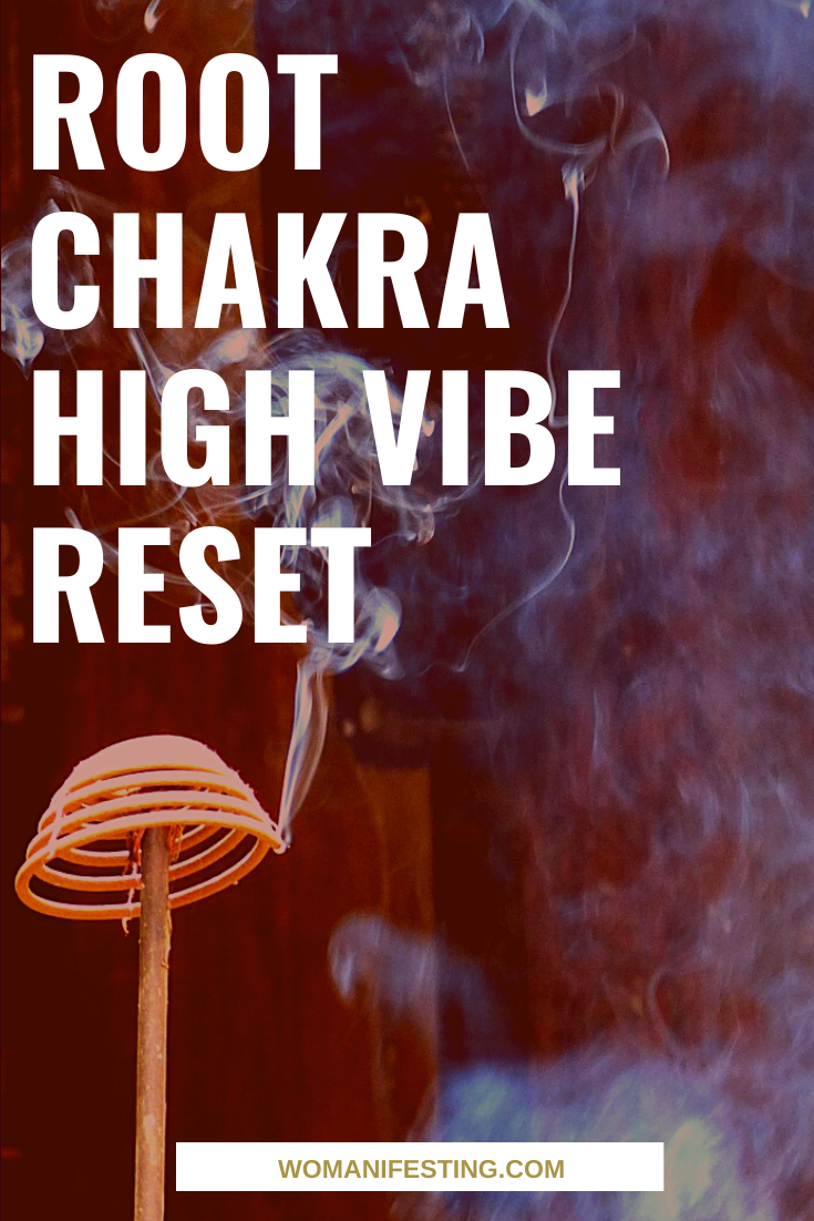Root Chakra Healing! How's Your Root Chakra? [Video]