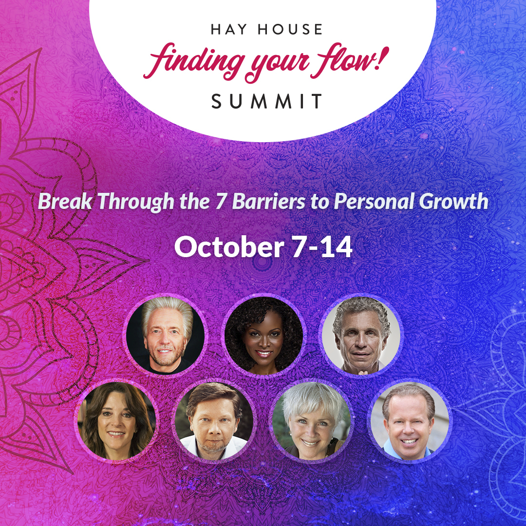 Finding Your Flow! Summit: Break Through the 7 Barriers to Personal Growth [Time Sensitive]