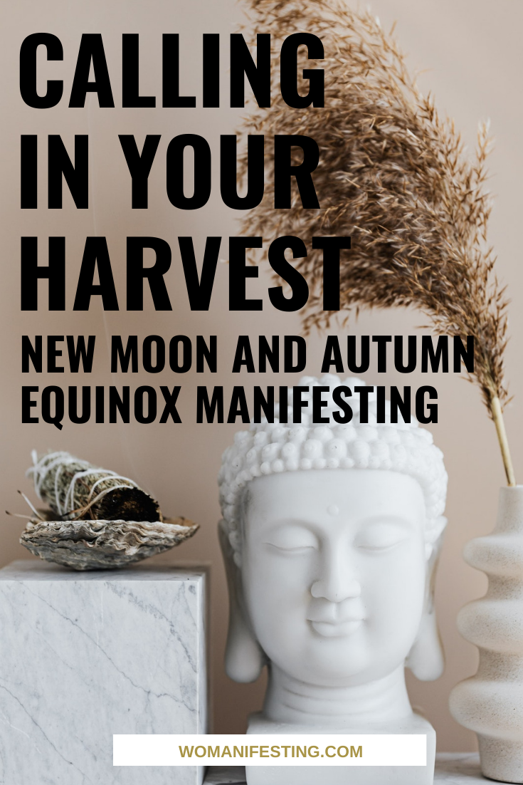 Calling in Your Harvest! New Moon and Autumn Equinox Manifesting [Video]