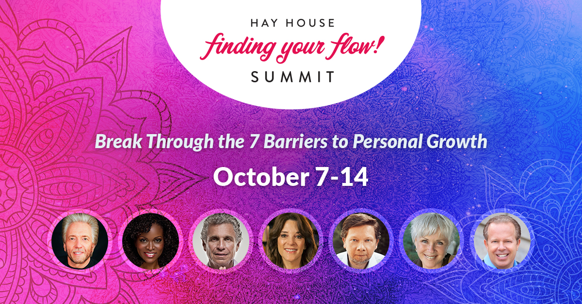 Finding Your Flow Summit Abiola Abrams