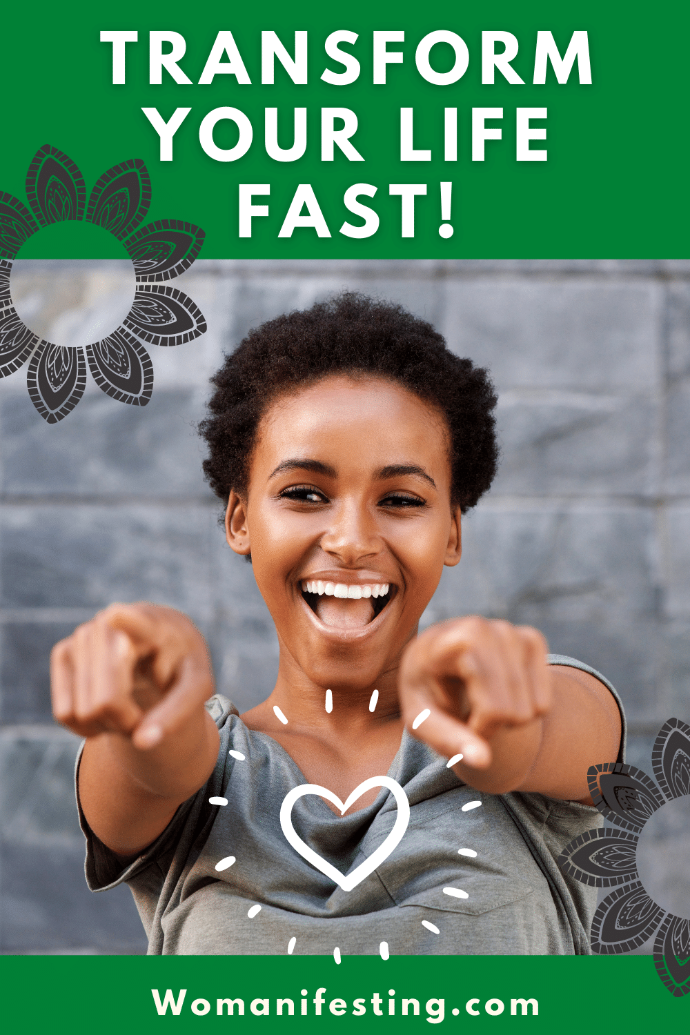 How to Transform Your Life Super Fast