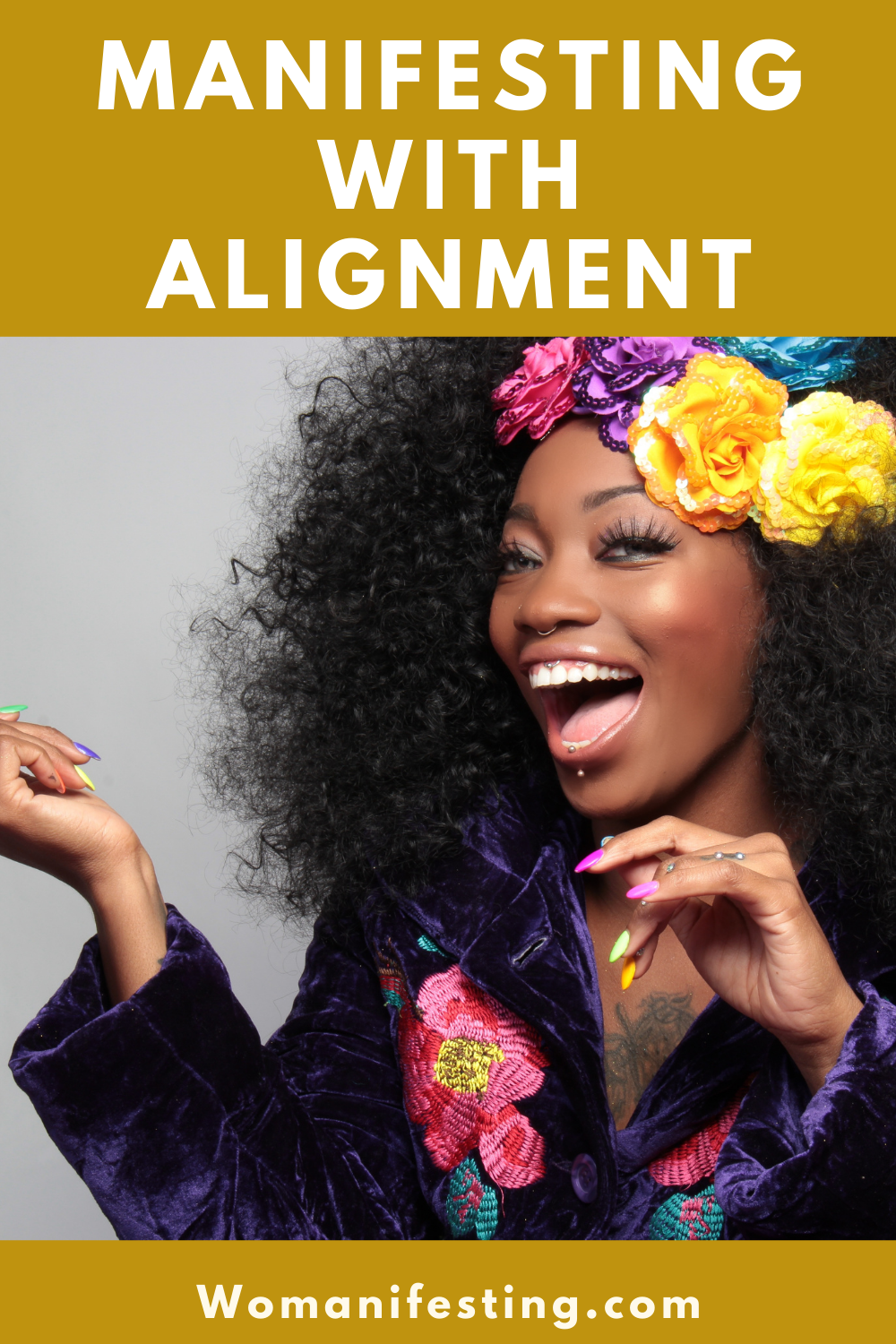 Getting into Alignment for Manifesting to Make a Fresh Start [Video]
