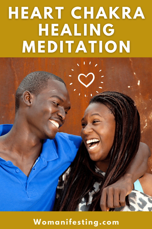 Heart Chakra Healing Meditation to Attract Love