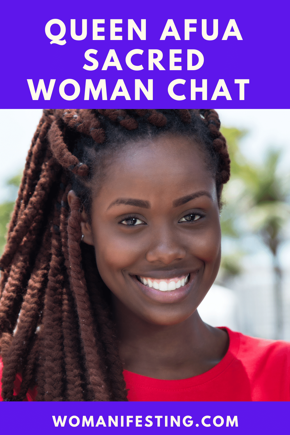 Queen Afua Sacred Woman Conversation with Abiola