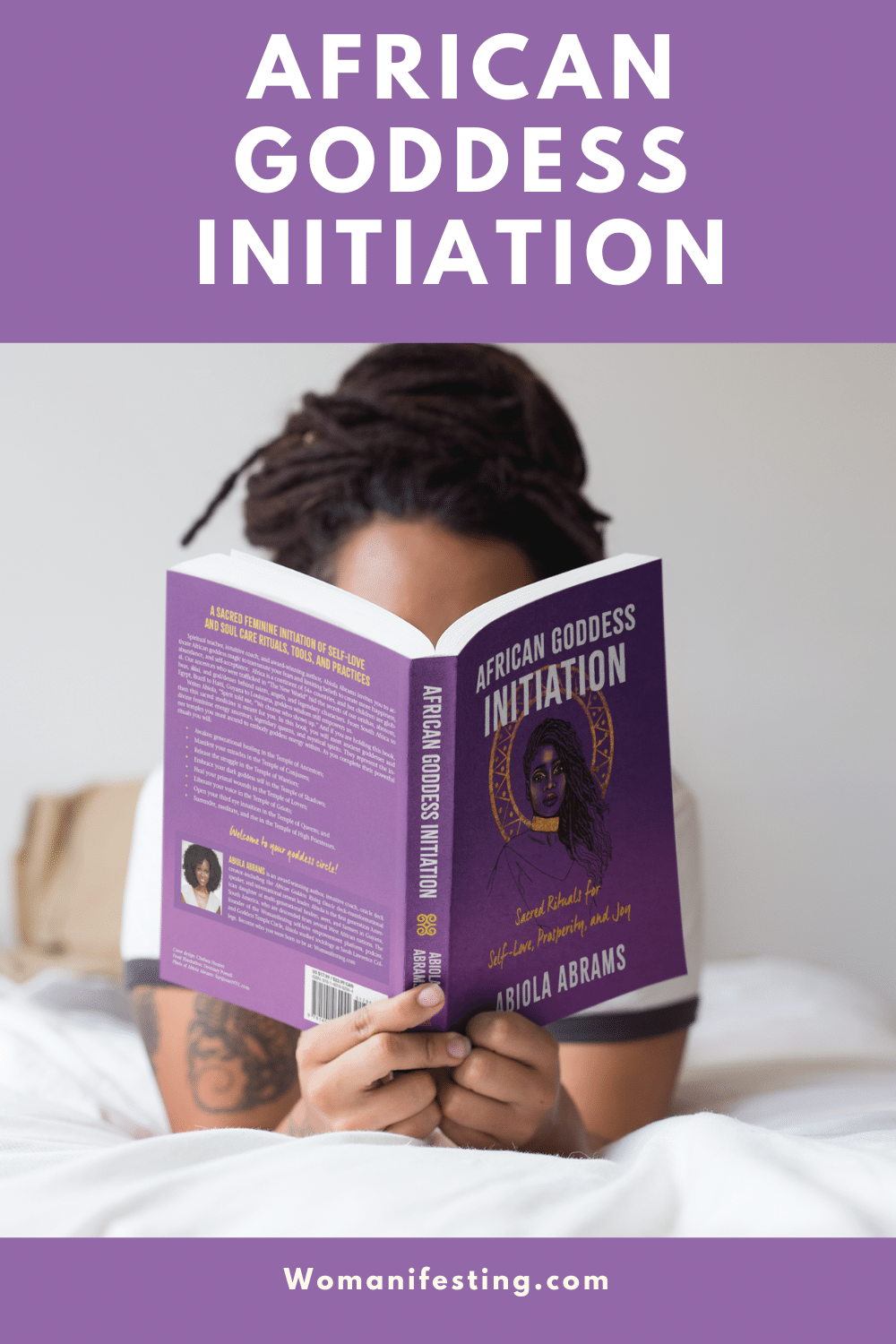 African Goddess Initiation: About My New Book of Sacred Rituals [Video]