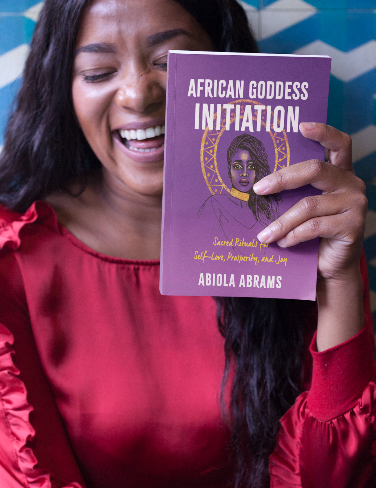 Hay House Presents African Goddess Initiation: My New Book Cover Reveal