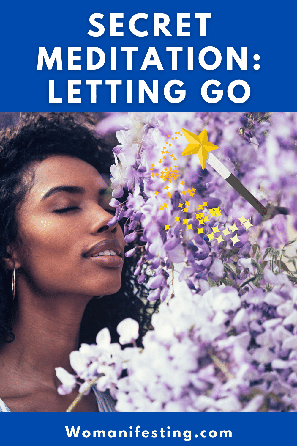 Let Go and Allow Your Manifestations In - Meditation