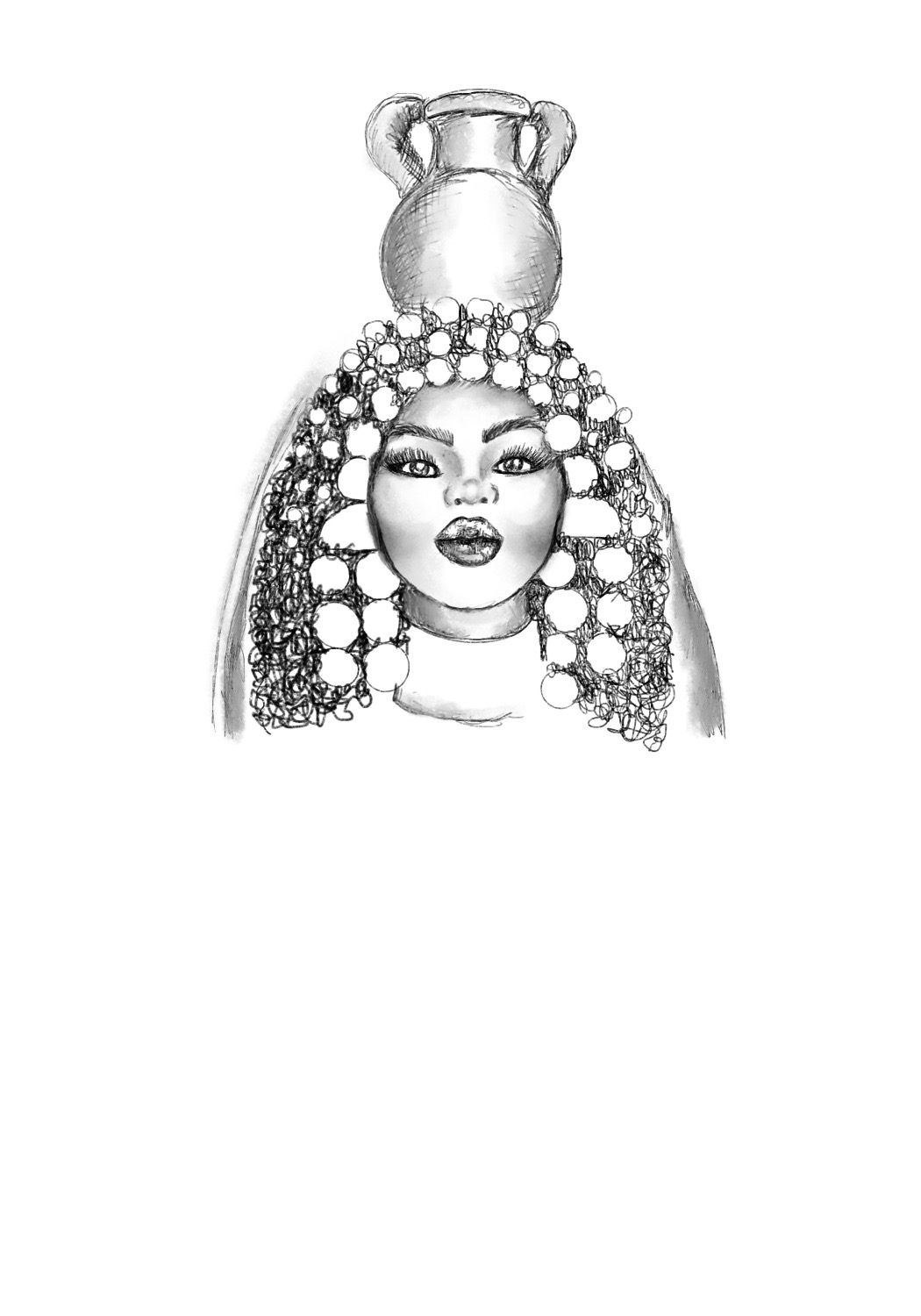 Tanit - African Goddess Initiation by Abiola Abrams