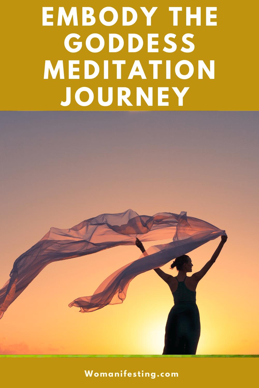 Embody the Goddess Within Meditation: Divine Feminine Meditation [Video]