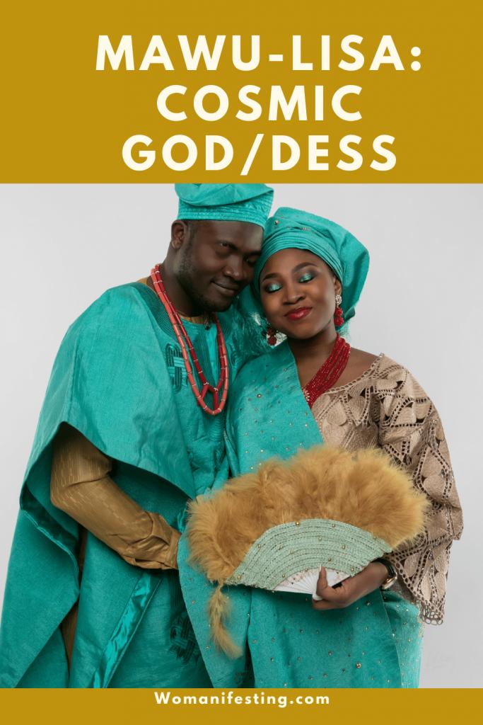 Mawu-Lisa Awaken Goddess Energy - Divine Feminine Power