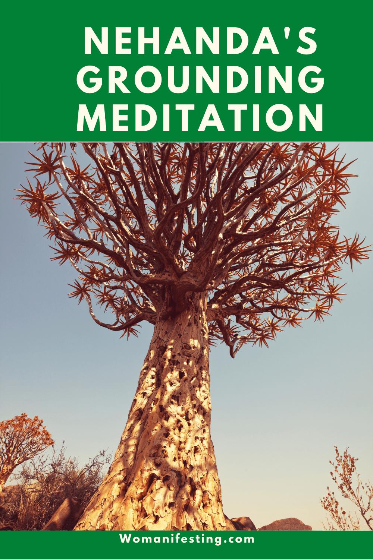 Mbuya Nehanda Grounding Meditation