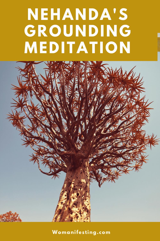 Mbuya Nehanda's Meditation