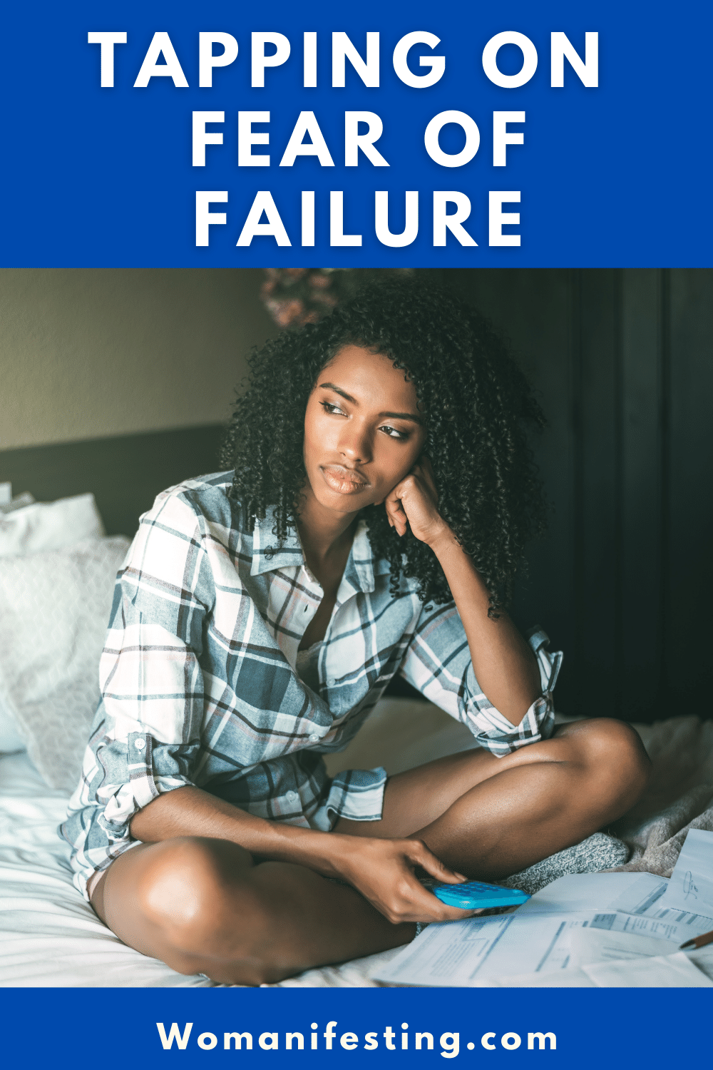 Tapping on Fear of Failure