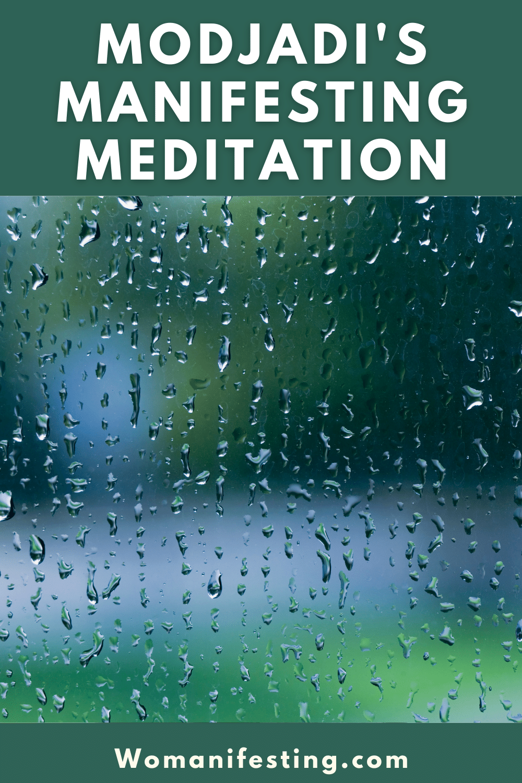 Modjadji's Manifesting Meditation: Enter Your Goddess Temple (Audio)
