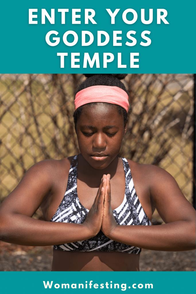 Enter Your Goddess Temple Meditation Album - Hay House
