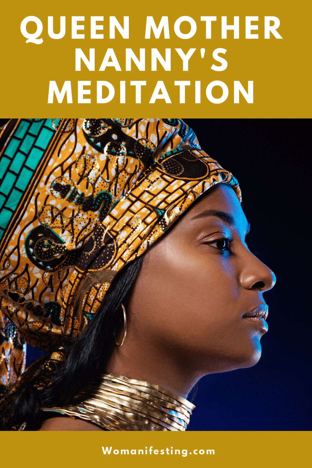 Queen Mother Nanny and the Power of Intuition Meditation [Audio]