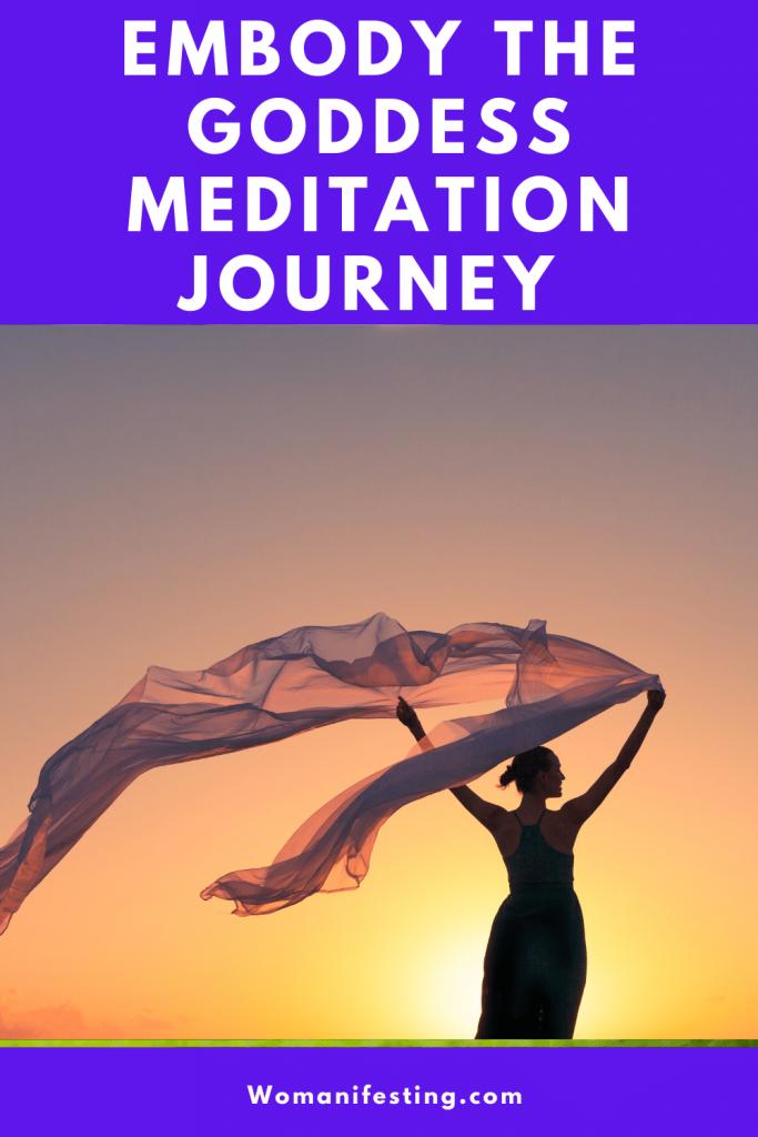 Goddess Guided Meditation to Awaken the Goddess Within
