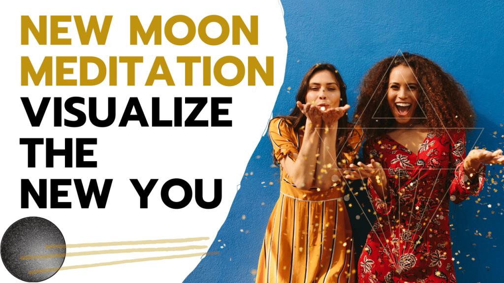 Solar Eclipse Manifesting Meditation