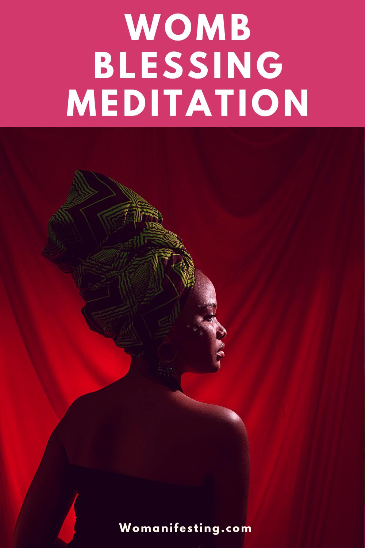 Womb Blessing Manifesting Meditation: Shakti Rising [Video]