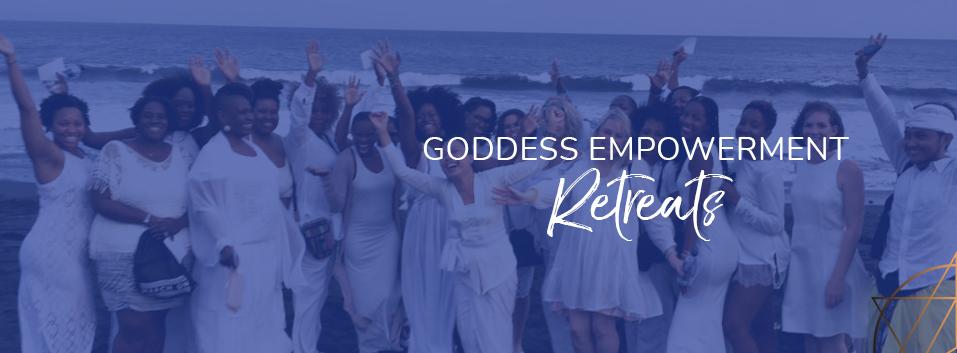 Goddess Pray Love Retreats with Abiola