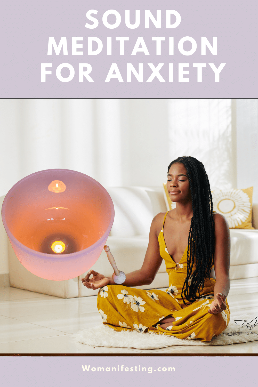 Worry, Anxiety, Regrets: Sound Bath Crystal Bowls Meditation [Video]