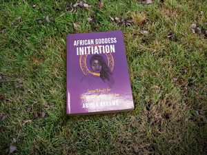 African Goddess Initiation Hay House Book